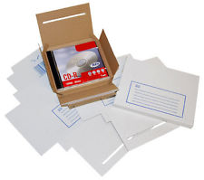 CD + DVD Mailers