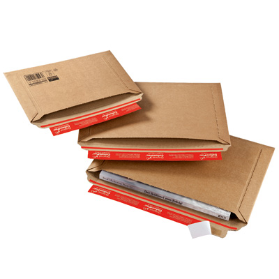Colompac Postal Envelope 215 x 300mm Peel & Seal