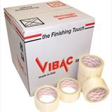 Vibac code 400 Solvent Tape Clear