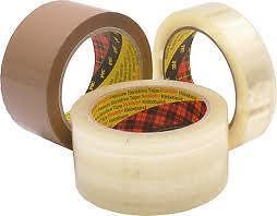 3M Scotch Parcel Tape