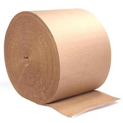 Corrugated Paper Roll 650mm Wide x 75m Length
