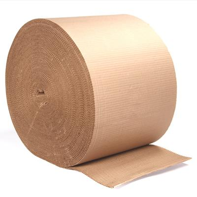 Corrugated Paper Rolls 450mm Wide x 75m Length