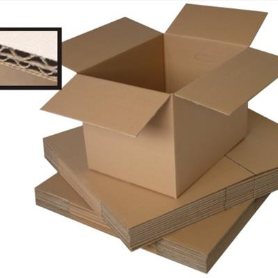 "Double Wall Box   12 X 12 X 12""  (305 X 305 X 305mm)"