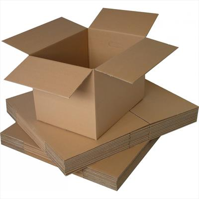 "Single Wall Box  18 x 12 x 12""  (457 x 305 x 305mm)"