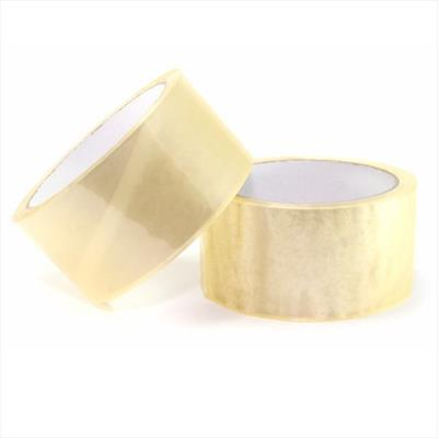 Adhesive Clear Packing Tape (Manuli Acrylic)