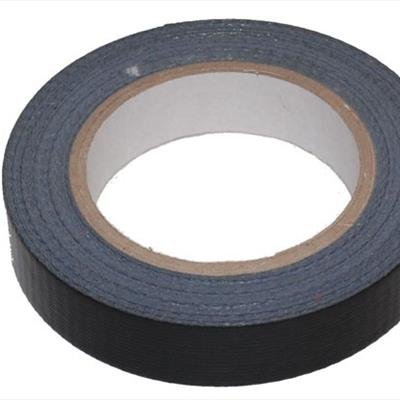 25mm Black Cloth Tape (Gaffa Tape)
