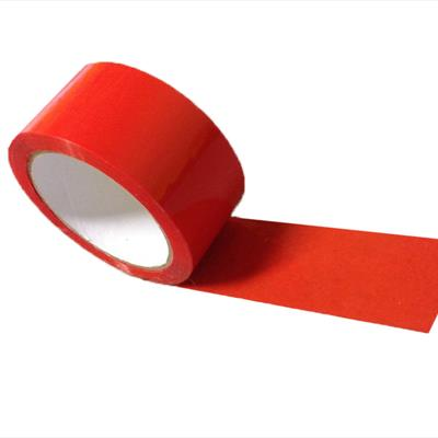 Adhesive Red Tape
