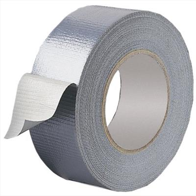 50mm Silver Cloth Tape (Gaffa Tape)