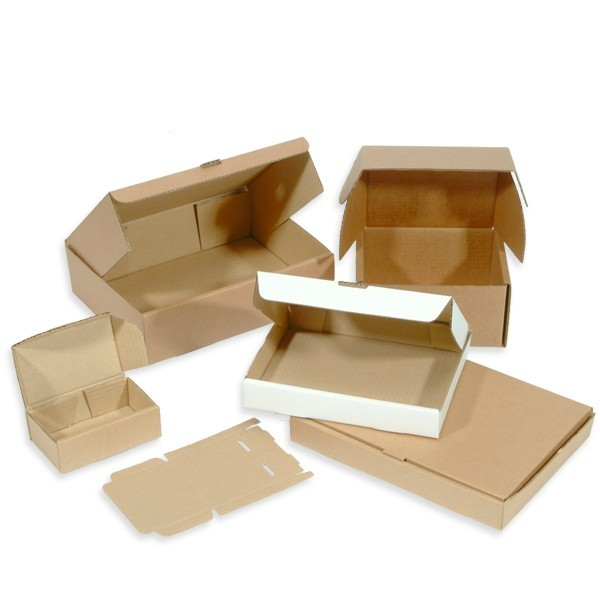 Die Cut Postal Boxes
